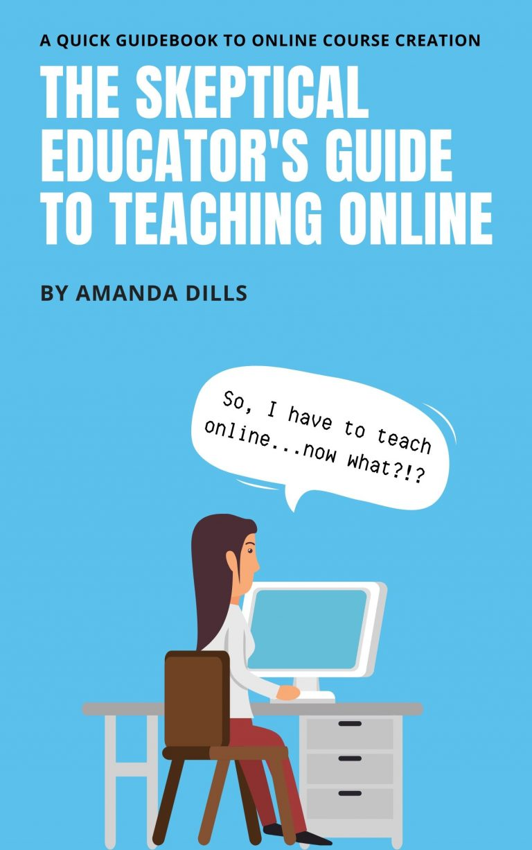 Guide to Teaching Online Book Cover